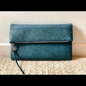 Urban Expressions Clutch + Shoulder Bag